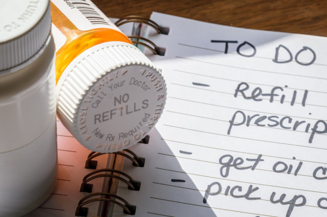 Tips for Refilling Your Prescription During COVID-19